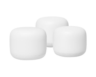 google-nest-wifi-mesh-system-1x-router-2x-point